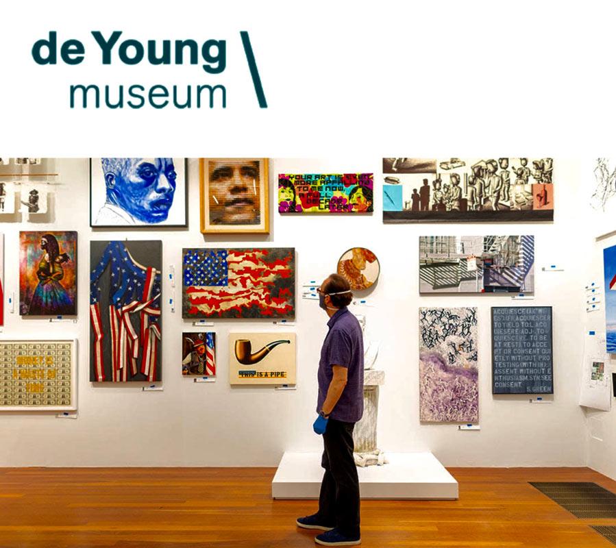 de Young Museum show